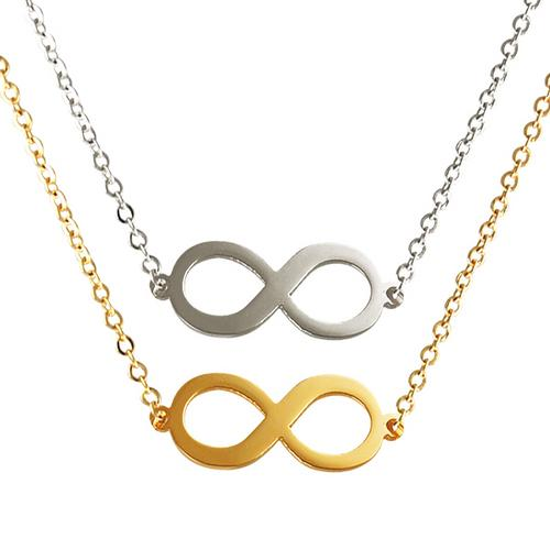 Infinity Symbol Necklace - DIOR BELLA