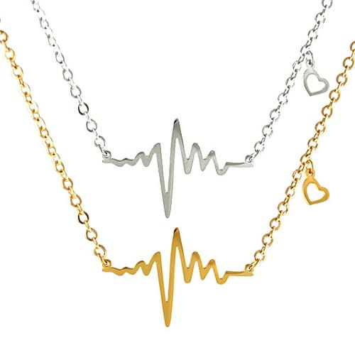 HeartBeat Necklace - DIOR BELLA