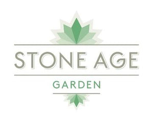 A Stone Age Garden Product and Flower Line