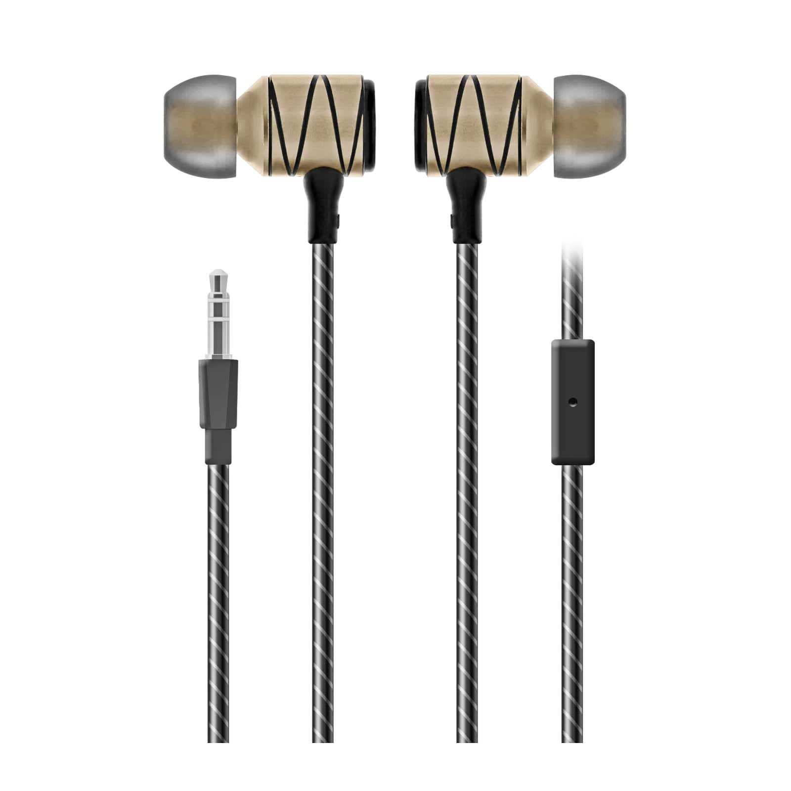 Signature Earbud with Mic - HeadArt