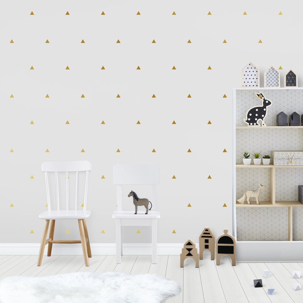 Triangle Wall Stickers