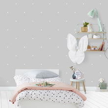 White Hearts Wall Sticker/Decal