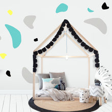 Organic Shapes Wall Stickers/Decals