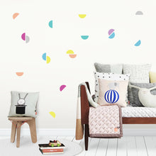 Semicircle Wall Stickers
