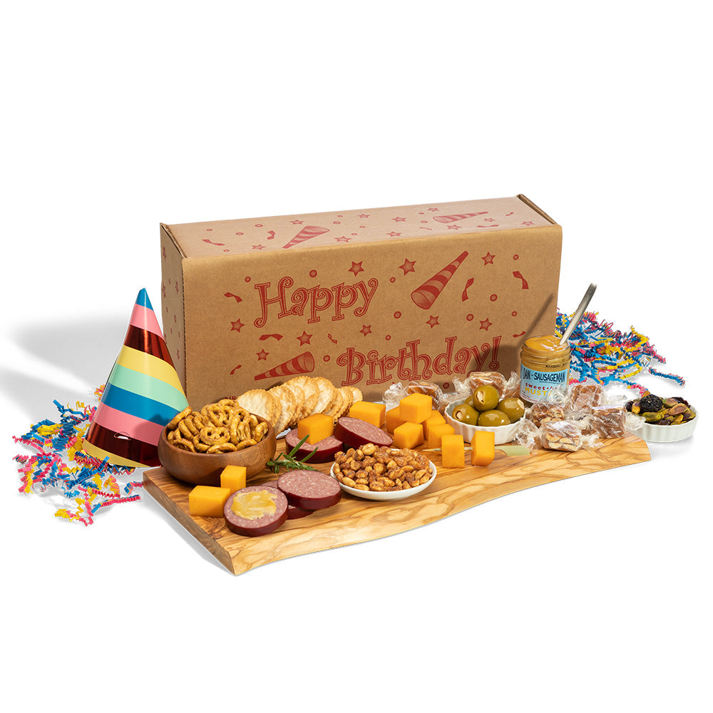 Ultimate Birthday Box