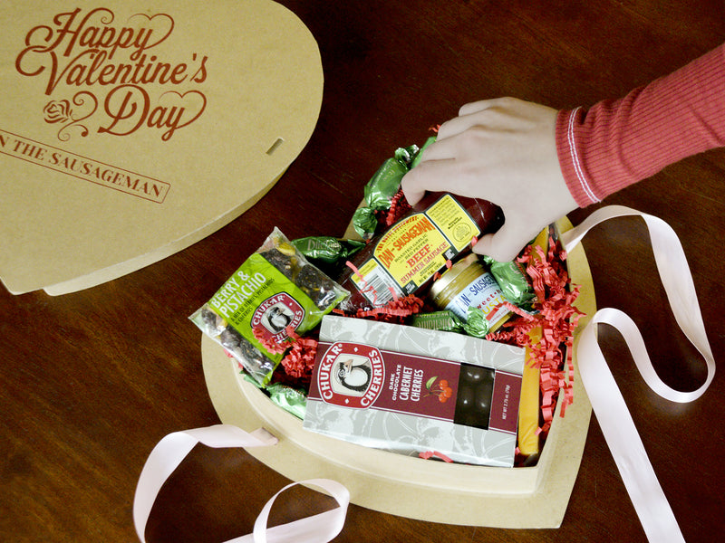 Valentine's Heart Box