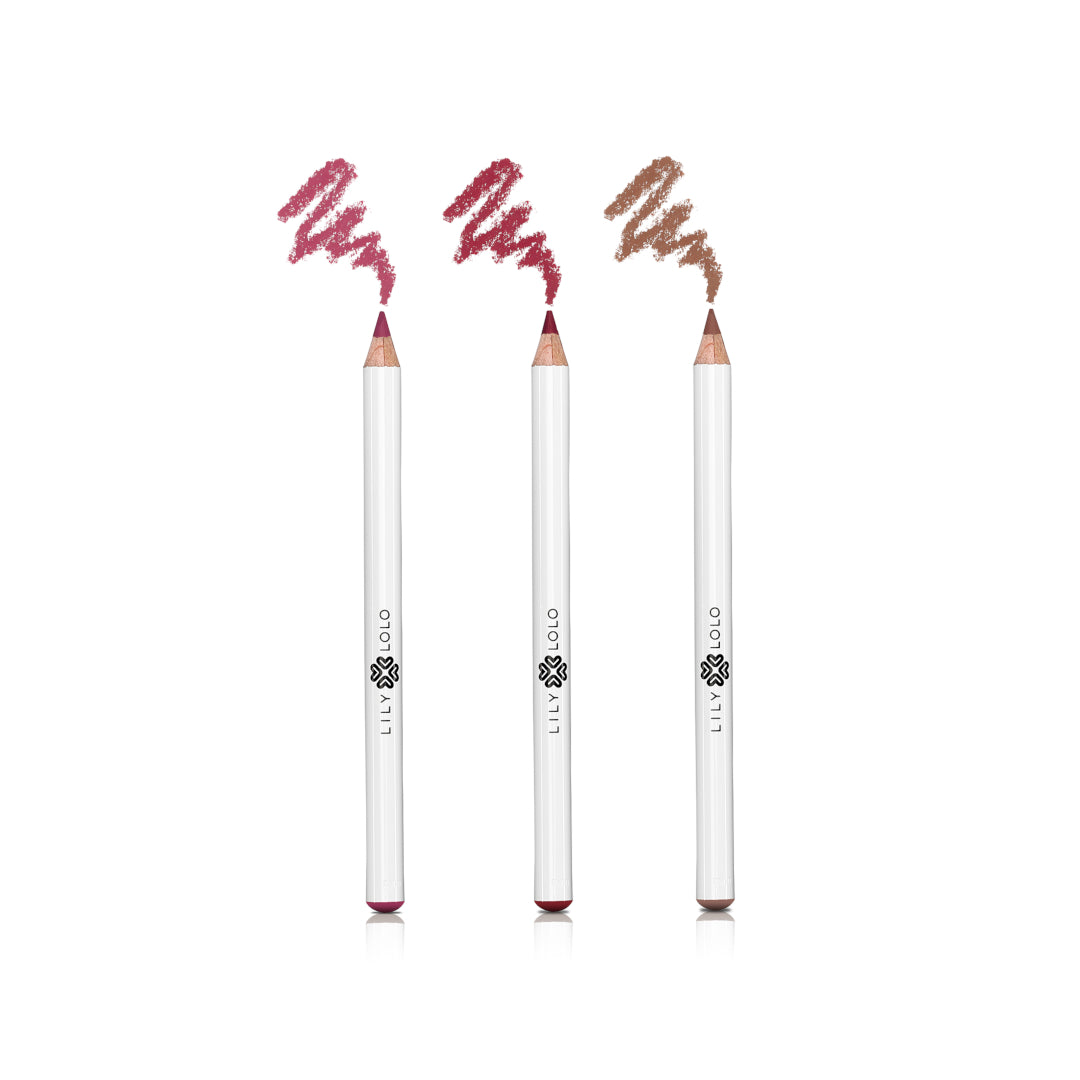 LILY LOLO | NATURAL LIP PENCIL ruby red - AOXITY GmbH
