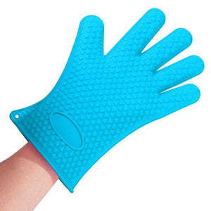 Silicone Cooking Gloves for Instant Pot (Non-slip/heat-resistant)