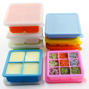 Silicone Cooking Squares for Instant Pot (4 or 9 cavities)