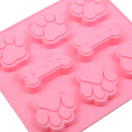 Silicone Dog Treat Molds for Instant Pot
