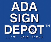 ADA Sign Depot logo