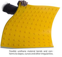 photo of flexible ADA truncated domes pad