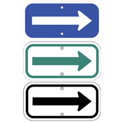 PAR-1090 Right or Left Arrow Parking Sign