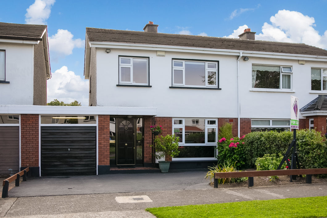 FOR SALE - 2 Castlefield Way, Knocklyon, Knocklyon, Dublin 16 - AMV: €405,000 Semi-Detached House | 3 Beds | 3 Baths |