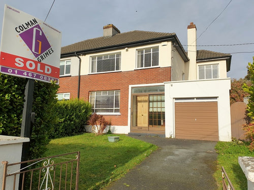 SOLD - 8 Springfield Park, Templeogue, Dublin 6w, South Dublin City - AMV: €640,00 - Semi-Detached House | 4 Beds | 2 Baths