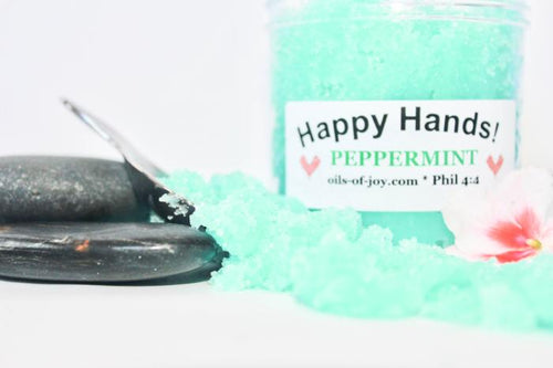 Happy Hands Exfoliant