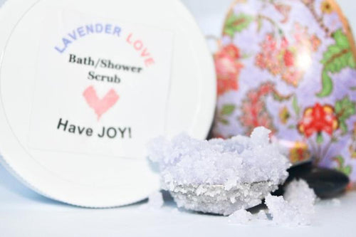 Exfoliating Bath and Shower Scrub