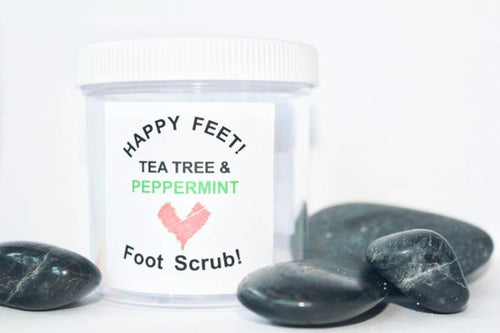 Happy Feet Foot Exfoliant
