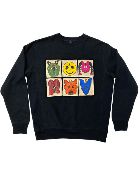 6 PC Family Sweatshirt
