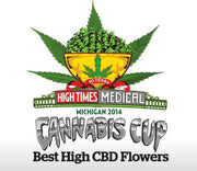 Great Lakes Water Only Living Soil High Times Cannabis Cup Winner