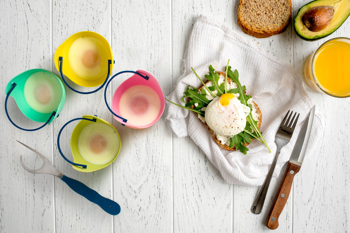 10 Easy Recipes With Poached Eggs