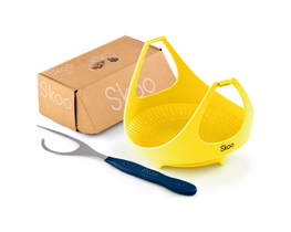 The Steamer Basket  (Yellow Edition)