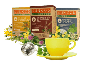 Shop Herbal Teas From Sun God Medicinals