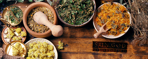 Organic Herbal Ingredients