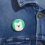 Yumi Bear Button
