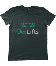 DevLifts Logo T-Shirt (Men's)