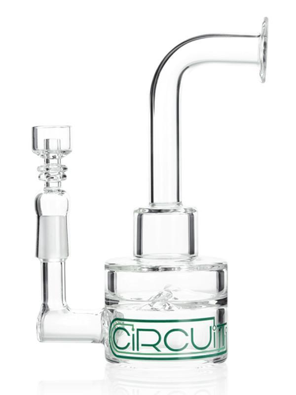 Circuit Handheld Two Layer Dab Rig