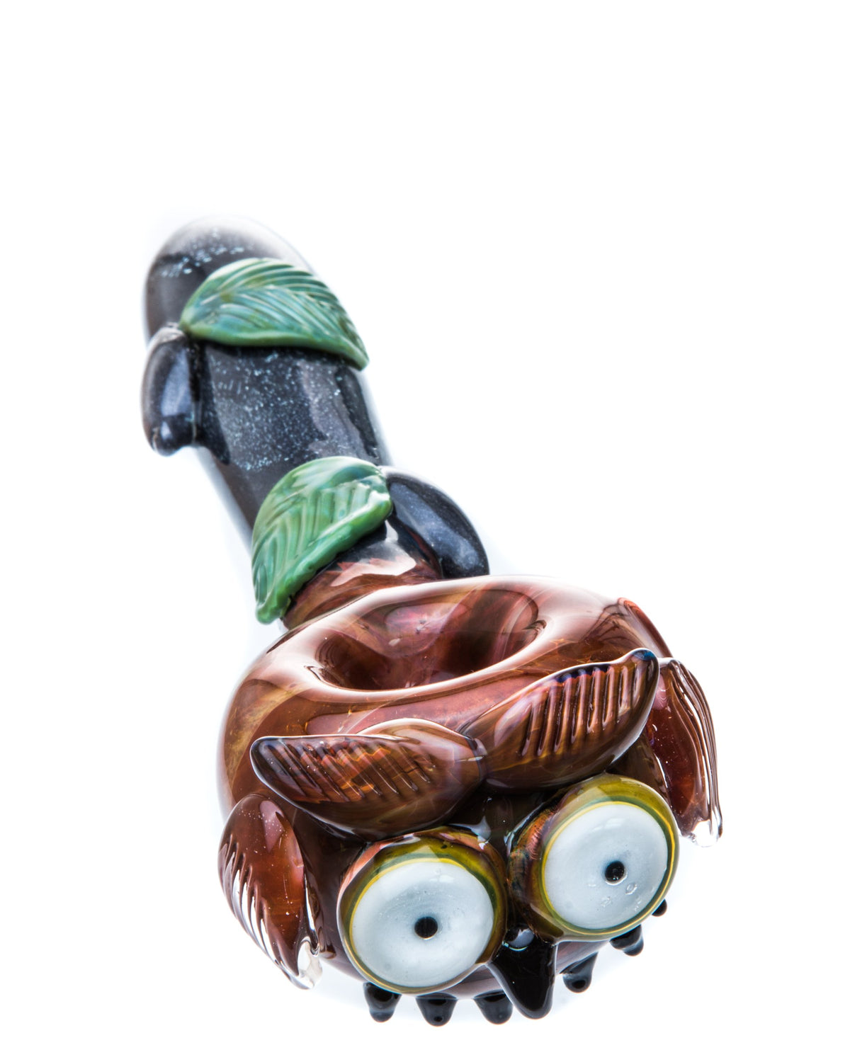 Owl Dichro Hand Pipe