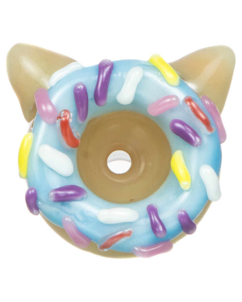 Kitty Donut Bowl Slide
