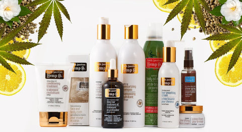 Hemp Hair & Skin Care