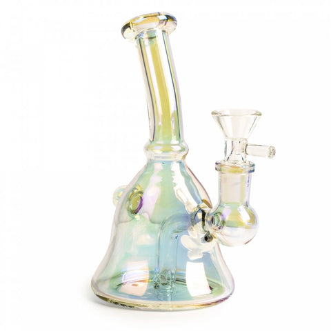 "6.75"" Bell Bubbler W/Metallic Finish"
