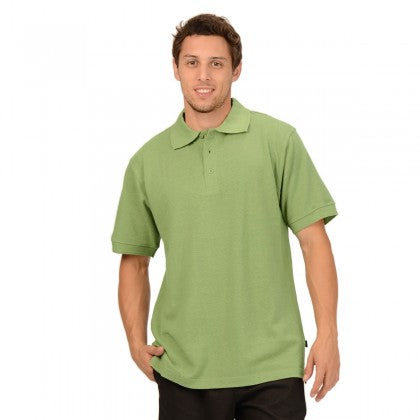 Men's Classic Hemp Golf Shirt