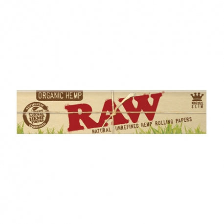Raw Organic Hemp King Size