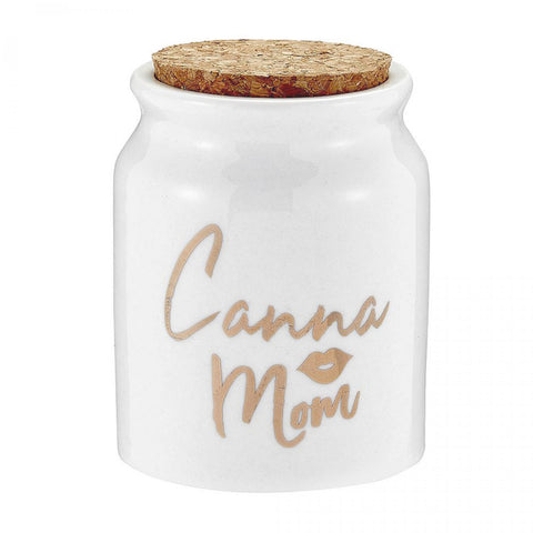 CannaMom Stash Jar