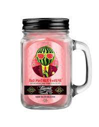 BEAMER SMOKE KILLER COLLECTION 12OZ CANDLE - RED MOTHER F*#K3R