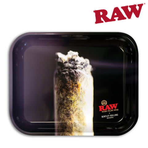 RAW ROLLING TRAY – BENTLEY ROLLING