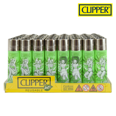 CLIPPER MARY JANE PINUP LIGHTERS