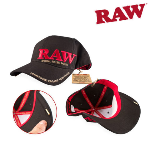 "RAW 5 PANEL ""POKER"" HAT"