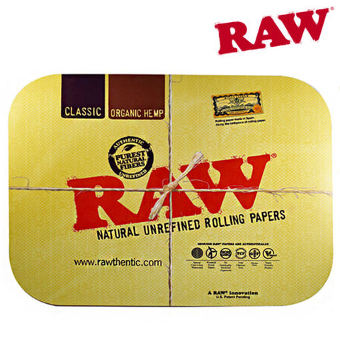 OG RAW METAL ROLLING TRAY LID
