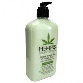 Hempz Herbal Moisturizer - Green Tea & Asian Pear