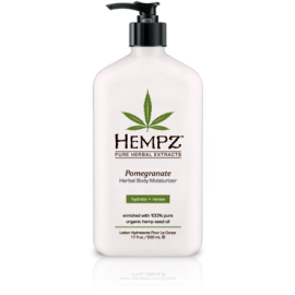 Hempz Herbal Moisturizer - Pomegranate