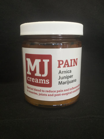 MJ Cream PAIN