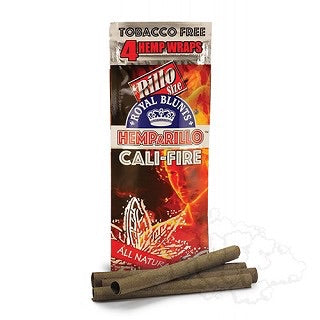 Hemparillo Tobacco-Free Hemp Wraps Single Pack – Cali-Fire.