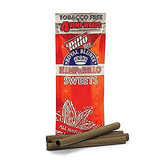 Hemparillo Tobacco-Free Hemp Wraps – Sweets.