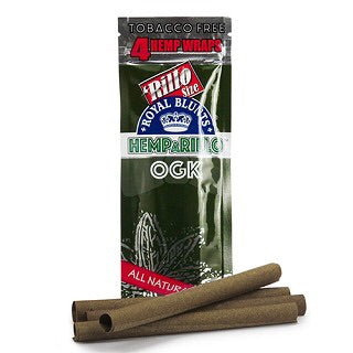 Hemparillo Tobacco-Free Hemp Wraps Single Pack – OGK.