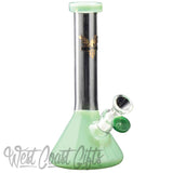 "Midge Mini Beaker Tube w/ Fixed Downstem 8"" by Red Eye Tek"